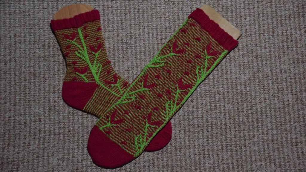 Florifer-Socken
