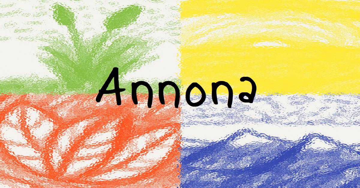 E-Book Annona