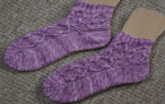 Picus-Socken stricken