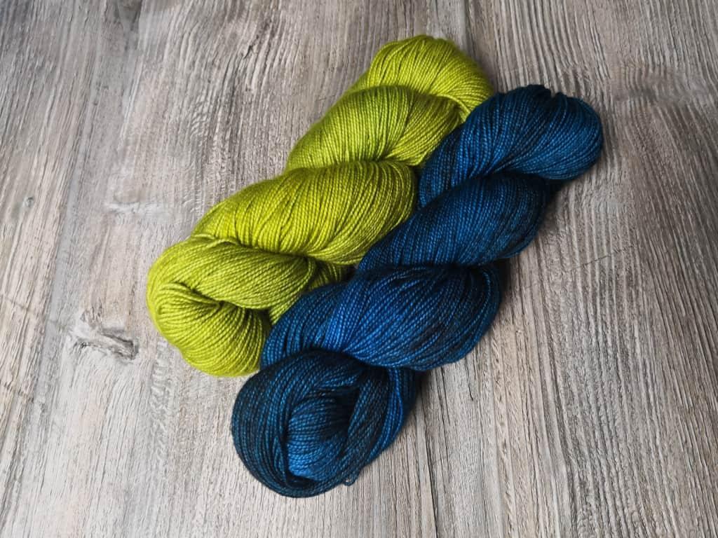 Garneinkauf Batts and Threads