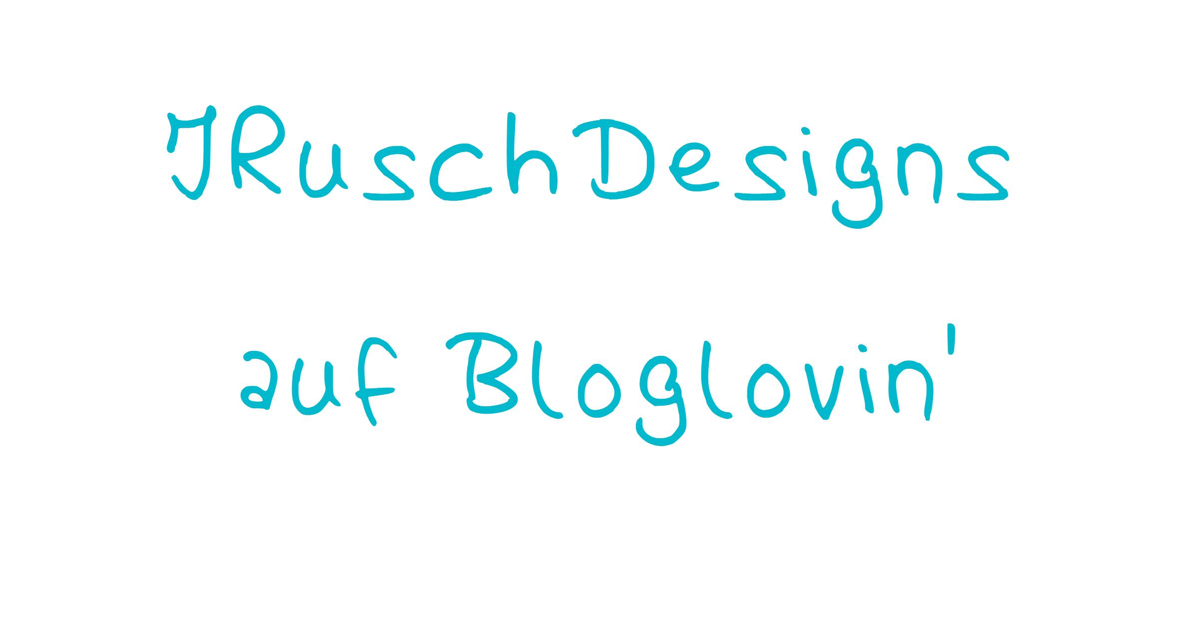 Folge mir auch auf Bloglovin'